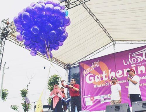 Family Gathering Ke 57 Mempererat Kekeluargaan Dosen dan Karyawan UAD