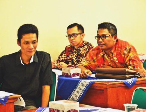 Perwakilan Dosen Teknologi Pangan Mengikuti Workshop Penulisan Diktat dan Buku Ajar oleh Sritrusta Sukaridhoto, S.T., Ph.D.