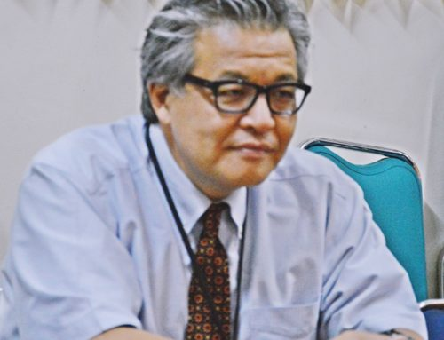PSTP FTI UAD Menerima Kunjungan Prof. Takuya Sugahara
