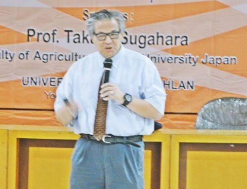 Nobiletin, Flavonoid Polimoksin, Mengandung Efek Anti Alergi oleh Prof. Takuya Sugahara