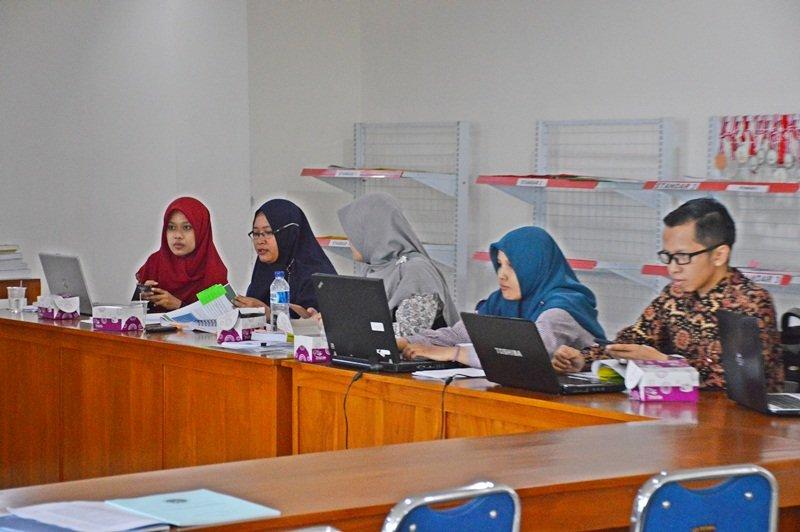 Visitasi Internal Teknologi Pangan Universitas Ahmad Dahlan